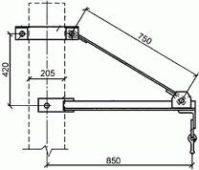 Траверса ТМ-15 (3.407.1-143.8.15) 18,5 кг